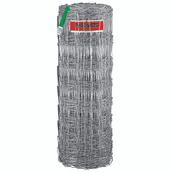 Deacero 6773 Range Master 330 Foot Galvanized Field Fence 1047 6 14.5, With 3 Inch Graduated Spacing 47 Inch Tall