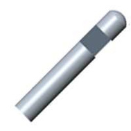 Bosch 85285MC Bit Router Flush Trim 1/4In