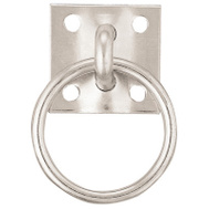 Weaver Leather BC00052-ZP 1-3/4X1-7/8 Ring Plate