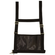 Weaver Leather 35-8102-BK Adult Show Numb Harness