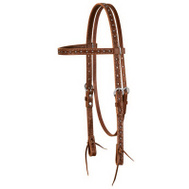 Weaver Leather 10-0276 3/4 Inch Straight Headstall