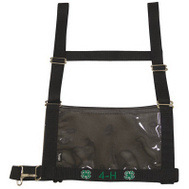 Weaver Leather 35-8103-BK Youth Show Numb Harness