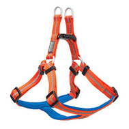 Weaver Leather 07-9364-R3 MED ORG Terr Harness
