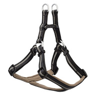 Weaver Leather 07-9365-R1 LG BLK ADJ Terr Harness