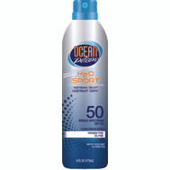 Solskyn Personal Care 11606-600-DM06 Ocean Potion Sunscrn Spray Cont Sport Spf30