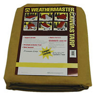 Dize CB1218D Weather Master 12 By 18 12 Ounce Canvas Tarpaulin
