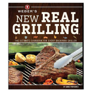 Weber 9552 Real Grill Cookbook