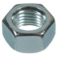 Hillman 150015 1/2 Inch Coarse Thread Hex Nut