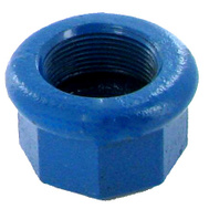 Simmons 1695 1 1/4 Inch Well Drive Cap Standard Pipe Threads