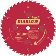 Freud D1040A Diablo 10 Inch 40 Tooth Saw Blade