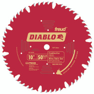 Freud D1050X Diablo 10 Inch 50 Tooth Saw Blade