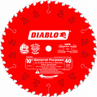 Freud D1040X Diablo 10 Inch 40 Tooth Saw Blade