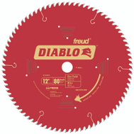 Freud D1280X Diablo 12 Inch 80 Tooth Finish Blade