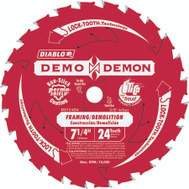 Freud D0724DA Steel Demon 7-1/4 Inch 24 Tooth Demolition