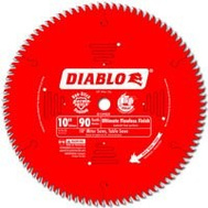 Freud D1090X Diablo 10 Inch 90 Tooth Ultra Fine Finish Blade