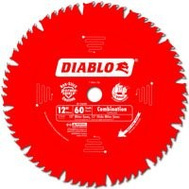 Freud D1260X Diablo 12 Inch 60 Tooth Combination Blade