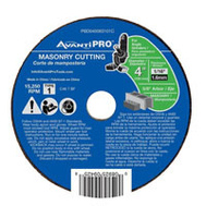 Freud PBD040063101C Avanti Cutoff Disc Ap Masonry 4 In