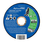 Freud PBD045063101C Avanti Cutoff Disc Ap Masonry 4-1/2In