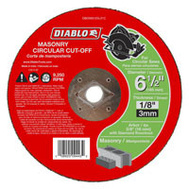 Freud DBD065125L01C Diablo Cutoff Disc Masonry 6-1/2 In