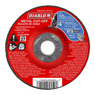 Freud DBD040125701F Diablo Cutoff Disc Metal Dc 4 In