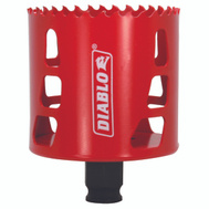 Freud DHS2750 Diablo 2-3/4 By 2-3/8 Inch Bi-Metal Snap Lock Hole Saw