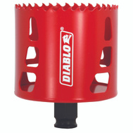 Freud DHS3000 Diablo 3 By 2-3/8 Inch Bi-Metal Snap Lock Hole Saw