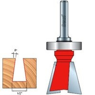 Freud 22-122 1/2 Inch Dovetail Router Bit