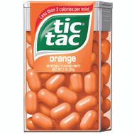 Continental Concession FEU00773 Tic Tac Orange Bigpack 1 Ounce