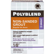 Custom Building Products PBG2210 Polyblend 10 Pound Tan Non Sand Grout