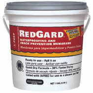 Custom Building Products LQWAF1-2 Redgard Waterproofer Membrane Gallon