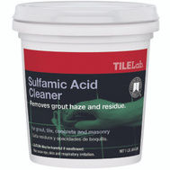 Custom Building Products TLSACRA1 Tilelab Cleaner Grout Sulfamic Acid Lb