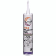 Custom Building Products PC14510S-6 Caulk Tile Sanded Lt Smoke