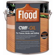 Flood PPG FLD447-01 Finish Wood Oil Ex Voc Clr Ga