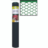 Tenax 72120942 72120942 Poltryfence 2 Foot By 25 Foot Green