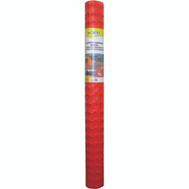Tenax 82099904 Guardian Safety Fence 4x50ft Orange Eco