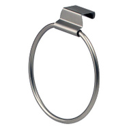 Spectrum Designs 16871 NI Over Cab Towel Ring