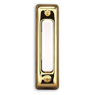HeathCo SL-711-02 Button Push Brass
