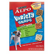 American Distribution 00392 Variety Snaps Little Bites Dog Treats