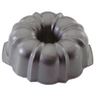 Nordic Ware 50037 10-1/2 By 4-1/2 Inch 12 Cup Bundt Pan Nonstick