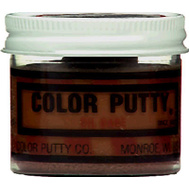 Color Putty 124 3.7 Ounce Wood Filler Redwood