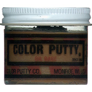 Color Putty 136 3.7 Ounce Wood Filler Nutmeg