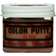 Color Putty 138 3.7 Ounce Wood Filler Pecan