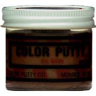 Color Putty 144 3.7 Ounce Wood Filler Teakwood