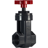 NDS GVG-1500-T 1-1/2 Fips Pvc Gate Valves