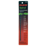 Olson Saw SP46100 Blade Scroll Saw No0x0.032X5in 12 Pack