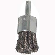 Weiler 36051 1In Knotted End Brush X-Coarse