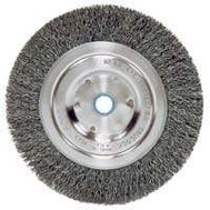Weiler 36064 5 Inch Crimp Wheel Brush