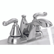 American Standard 9046200.002 Winthrop 2 Handle Lavatory Faucet With Popup Chrome