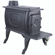 Us Stove 1269E Stove Medium Cast Iron Epa