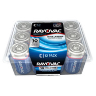 Ray O Vac 814-12PPK 12 Pack C Pro Battery